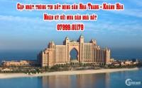 Khách sạn cách Biển 100m, nằm khu phố Tây đông khách du lịch