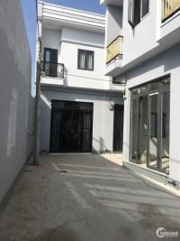 Bán nhà mới 1 trệt 1 lầu gần chợ Bình Chánh, chợ Gò Đen. Giá 860tr