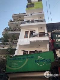 Bán nhà mặt phố Hoa Bằng, 85,4m2, 7 tầng, vừa ở vừa kinh doanh tốt