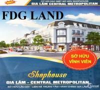FDG Land độc quyền phân phối 50 lô shophouse tại Đường Nguyễn Mậu Tài.