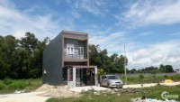 Bán nhà đường Xuyên Á, xã Thanh Phước, 1 trệt 1 lầu, giá 1.25 tỉ