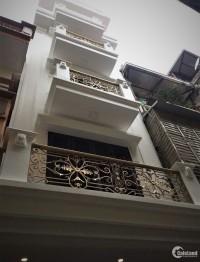 Bán nhà riêng ngõ 151 phố Nguyễn Đức Cảnh, Trương Định, Hoàng Mai, 40m,3.85 tỷ.