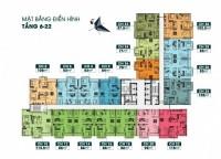 Bán căn hộ chung cư cao cấp 2PN+1, 83m2 hướng tùy chọn ĐB, ĐN tại TSG Lotus SĐ