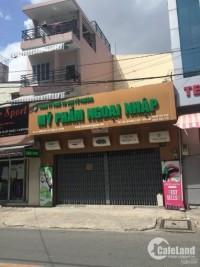 Bán nhà mặt tiền đẹp đường Tô Hiến Thành, Quận 10, gần Big C, DT: 4.5x20m