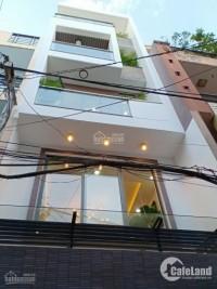 Bán nhà góc MT Hòa Hảo, dt: 5.2*10m, 2 Lầu, giá: 13.5 tỷ tl
