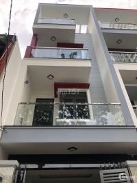Nhà đường Trịnh Đình Thảo. 4x19m. 3 lầu. nhà đẹp