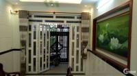 Chính chủ bán nhà 1 trệt 2 lầu, nội thất cao cấp, Dương Thị Mười, Q12.