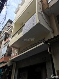 Bán Gấp! 194/20 Võ Văn Tần P5Q3, nhà 5 tầng , 47m2