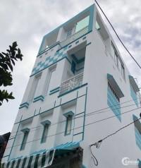 Nhà hẻm xe tải 5m Phạm Văn chí 1 trệt 1 lửng 2 lầu