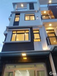 Bán nhà phố mới đẹp tuyệt vời góc 2 Mặt tiền HXH 487 cạnh khu Nam Long, Quận 7