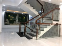 Cần bán căn nhà mới xây thiết kế sang trọng HXH 1565 Huỳnh Tấn Phát, Quận 7