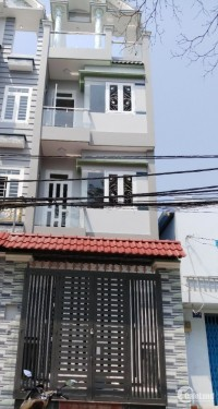 Bán nhà mặt tiền đường số 4 Tên Lửa. DT 4x17m, 4 phòng ngủ, đường 10m
