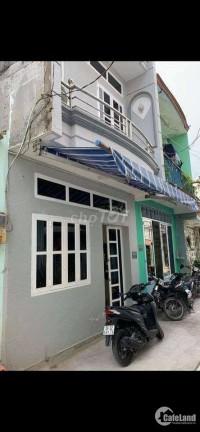 Bán nhà hẻm 102 Bình Long. Tân Phú