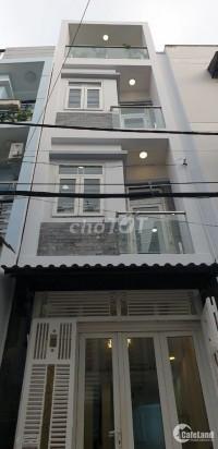 Nhà 4 tầng khu dân cư B3 Tân phú ( HÌNH THẬT 100%)