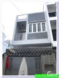 Nhà Hẻm VIP Nguyễn Thế Truyện Tân Sơn Nhì 4,3x22m