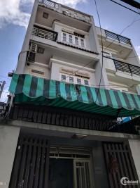 Bán Nhà Mặt Tiền Quận Tân Phú 74m²