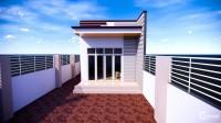 Bán căn nhà xây mới 100% ngay mặt tiền đường 12m, liền kề Becamex Bình Phước.
