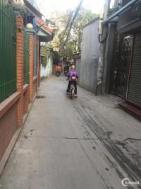 Bán nhà Trương Định, Nguyễn An Ninh 30m x 5T mới đẹp, cách phố 50m.