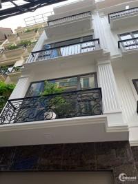 Bán căn lô góc Trương Định, ô tô vào nhà 55m, 5 tầng, MT 4,5m, giá 5 tỷ
