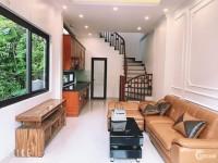 Bán nhà mới 5T x 36m2 Nguyễn Đức Cảnh, ô tô qua, ngõ thông KD giá hợp lý.