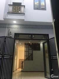 Bán nhà mới xây nằm trên đường Bùi Thanh Khiết có SHR