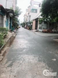 Bán nhà nát Vĩnh Khánh, Quận 4 - Sổ riêng - Xây dựng tự do - KDC đông đúc - 1 tỷ