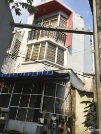 Nhà Quận 6 hẻm Phạm Văn Chí cần bán, 1 trệt 1 lửng 1 lầu