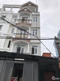 Nhà hẻm Lê Đình Cẩn, kp10, p Tân Tạo Bình Tân 90m2 SHR 1 trệt 2 lầu
