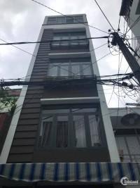 Bán nhà Nguyễn Kiệm, P.4, Quận Phú Nhuận, 45m2, 5 lầu, hẻm xe hơi, 5,8 tỷ