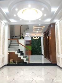 - Nhà chính chủ mới xây xong đường Phan Huy Ích, P15, TB. - DT: 4x14m