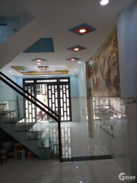 Nhà P. Tân Sơn Nhì 1 sẹc sát mặt tiền DT 4x15m đúc 2 lầu đẹp