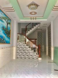 Bán nhà sau nhà thờ Tân Hương DT 3x7m đúc 2 lầu đẹp 2,35 tỷ