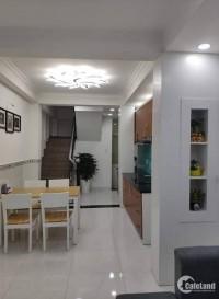 12 TỶ - DT SÀN HƠN 400M2 - 6 TẦNG BTCT - THANG MÁY - Thoại Ngọc Hầu