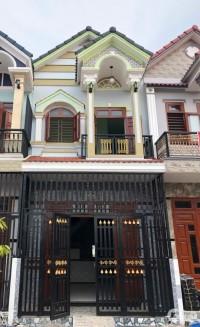 Nhà lầu 120m2 ngay trung tâm thị xã Thuận An