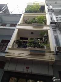 Cho thuê Biệt thự Nguyễn Trãi TX dt 200m 5 tầng nhà đẹp ở luôn