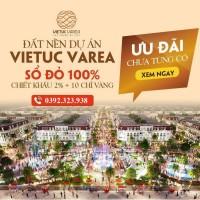 Bán đất nền dự án Viet Uc Varea Bến Lức giá rẻ hơn thị trường SHR. LH 0392323938