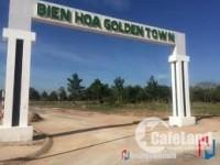 Dự Án Biên Hòa Golden Town 1 lô duy nhất 800TR
