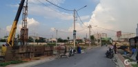 Cần thanh lý lô đất mặt tiền TPHCM giáp ranh Quốc Lộ 1A , Quận 8 , Quận Bình Tân