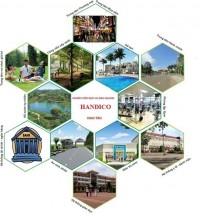 Lô đầu tư khu đô thị sinh thái Handico - Vinh Tân chỉ 10,1 triệu/m2