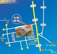 Dự án đất nền Đức Phát 3 Dream CiTy Bàu Bàng Bình Dương