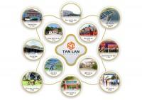 Tân Lân Residence khu Đô thị Cần Đước