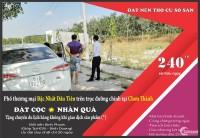 Chính chủ cần bán nhanh lô đất ngay trung tâm thị trấn Chơn Thành, sổ sẵn, sang
