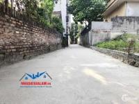 Bán 37m2 đất thổ cư xóm 5 Đông Dư, Gia Lâm. Đường vào 2,5m, hướng TB