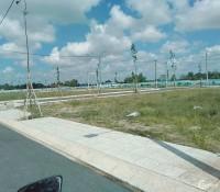 Bán đất nền gần chợ Hưng Long, cách trường cấp 3 50m