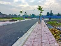 Mở bán chính thức Kdc Tân Phú Trung 2 mặt tiền Hồ Văn Tắng Củ Chi 700tr/lô