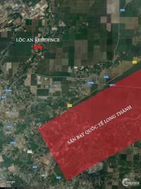Bán đất Long Thành 100% thổ cư, sổ hồng riêng giá sốc chỉ 650tr/120m2