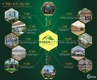 siêu phẩm dự án GREEN CITY chỉ từ 450tr/lô