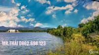 Bán đất ven hồ ĐẠI LẢI vị trí đẹp sổ đỏ vĩnh viễn
