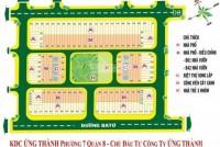 Bán đất khu dân cư Ứng Thành, phường 7, quận 8