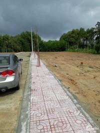 Bán đất Nghĩa Trung hạ tầng chất 100%